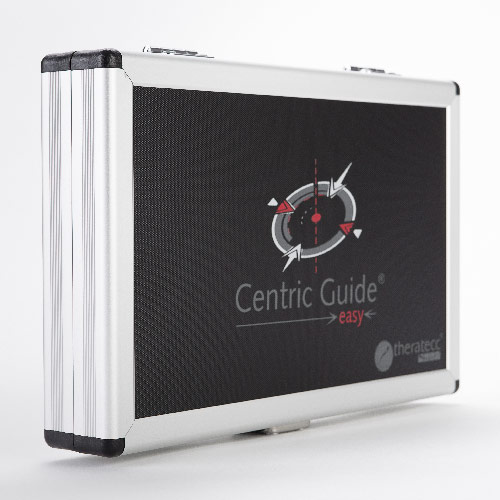 CentricGuideEasy Alu Systemkoffer